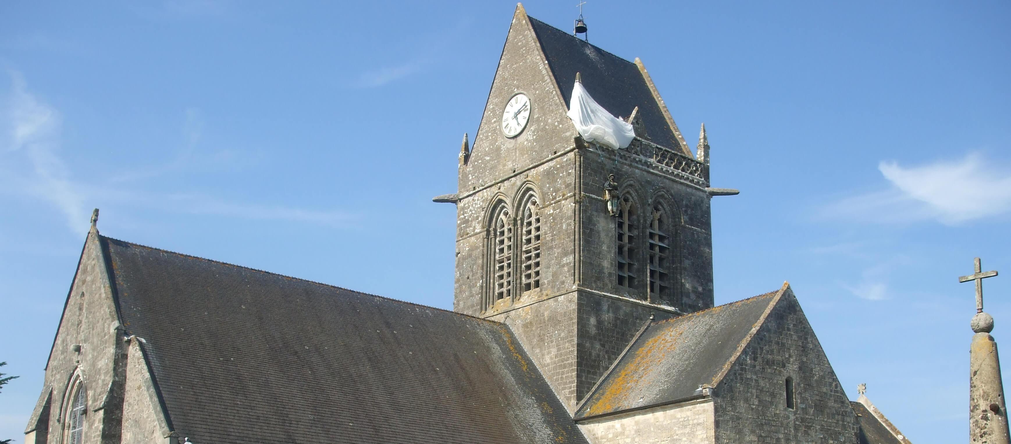 %C3%89glise Notre Dame de lassomption2 1 - GITE LA DUCKERIE - Location de Gite La Clef Decamp - Laclefdecamp.fr