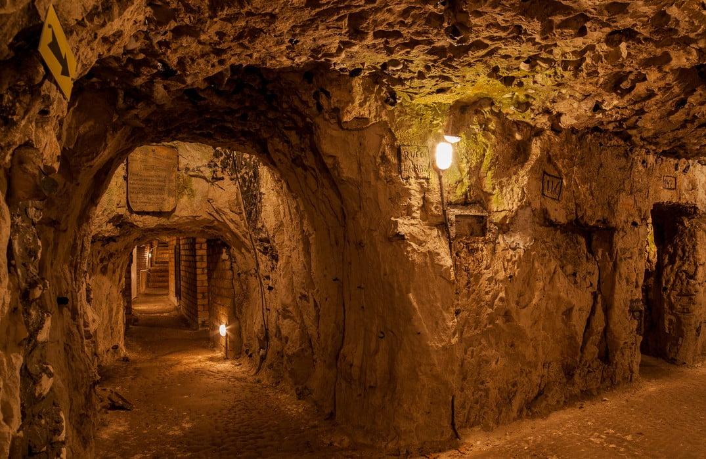Grottes Naours - GITE LES ECURIES VAL DE MAI - Gite La Clef Decamp - Laclefdecamp.fr