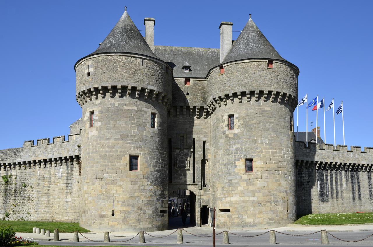 remparts de guerande - GÎTE TY BRAZ - Location de Gite La Clef Decamp - Laclefdecamp.fr
