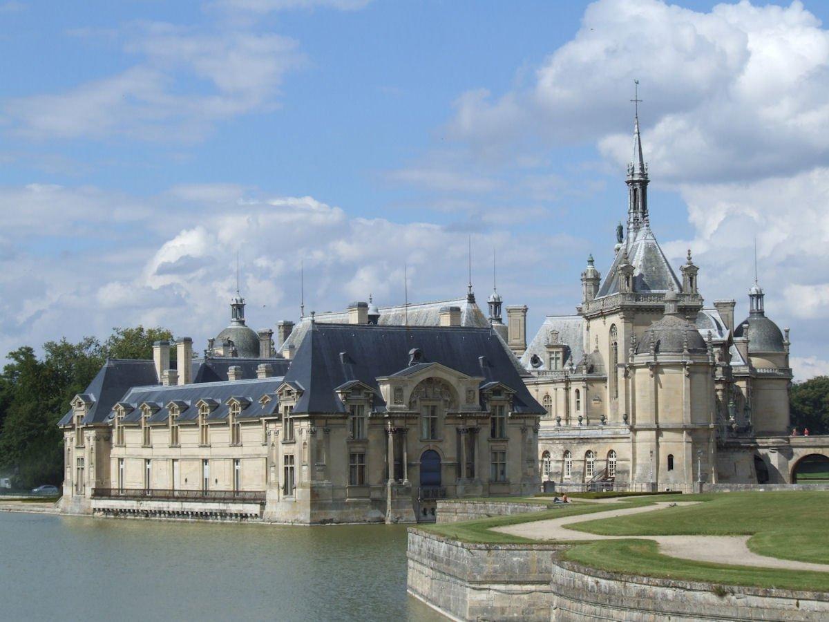 INFOS TOURISTIQUES Chateau de Chantilly