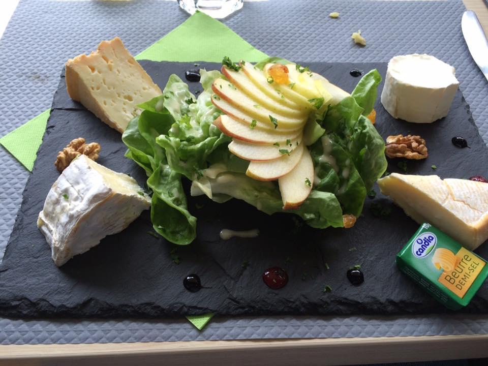 La cuisine de Leonie - ACTIVITÉS & RESTAURATION - Location de Gite La Clef Decamp - Laclefdecamp.fr