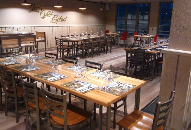 INFOS TOURISTIQUES Restaurant Le Vert Galant Amiens Somme