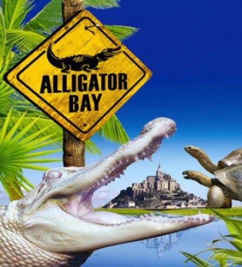 aligator bay - ACTIVITÉS & RESTAURATION - Location de Gite La Clef Decamp - Laclefdecamp.fr