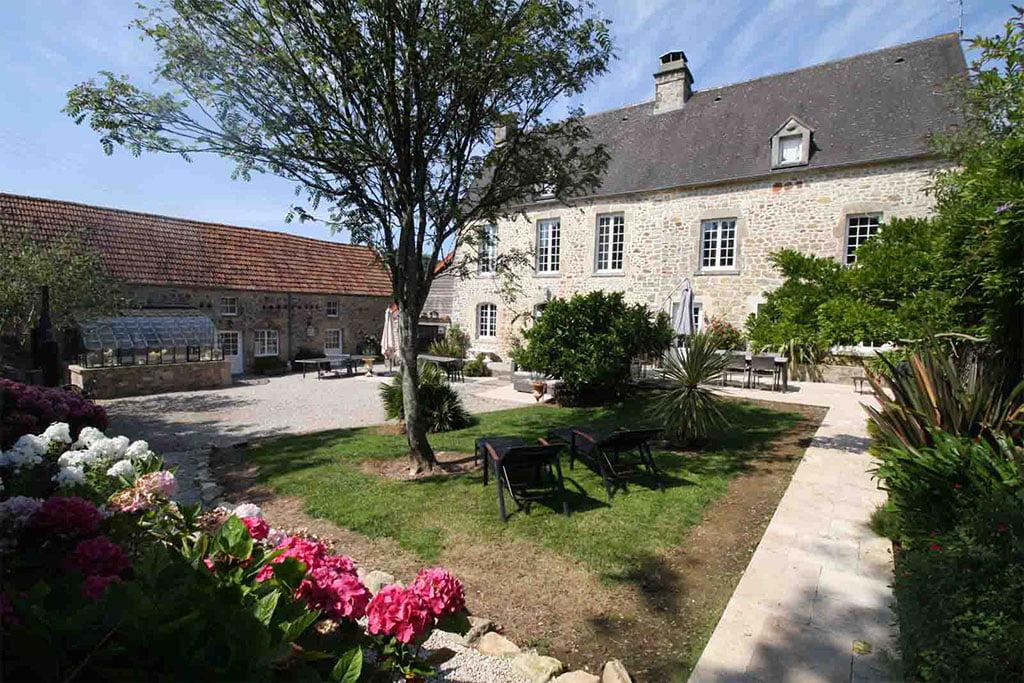 La Duckerie - Notre Histoire - Location de Gite La Clef Decamp - Laclefdecamp.fr
