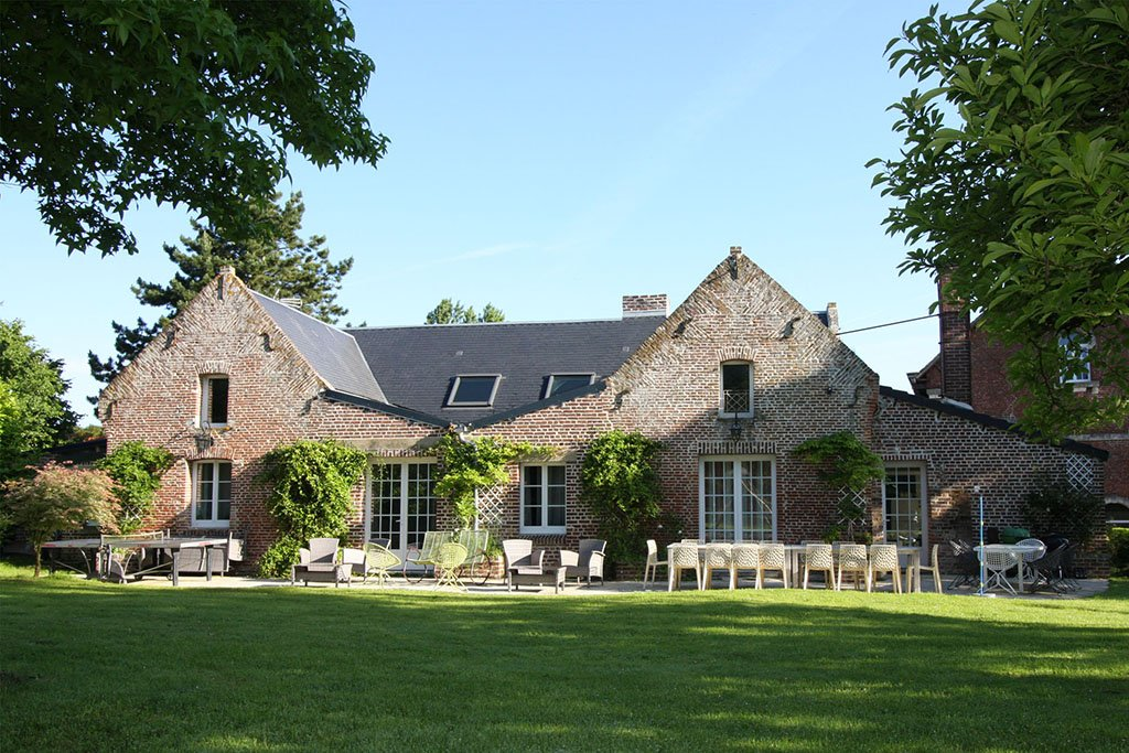 Les Ecuries Valdemai - Notre Histoire - Location de Gite La Clef Decamp - Laclefdecamp.fr