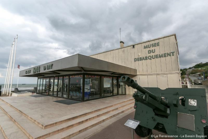INFOS TOURISTIQUES Musee du debarquement Arromanches les Bains