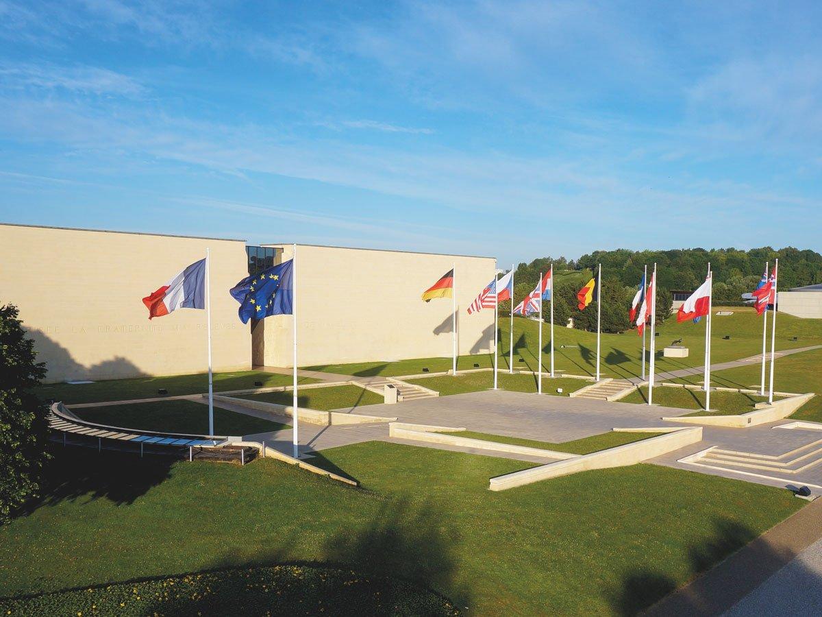 memorial caen - ACTIVITÉS & RESTAURATION - Location de Gite La Clef Decamp - Laclefdecamp.fr
