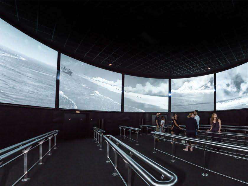 arromanche 360 - ACTIVITÉS & RESTAURATION - Location de Gite La Clef Decamp - Laclefdecamp.fr