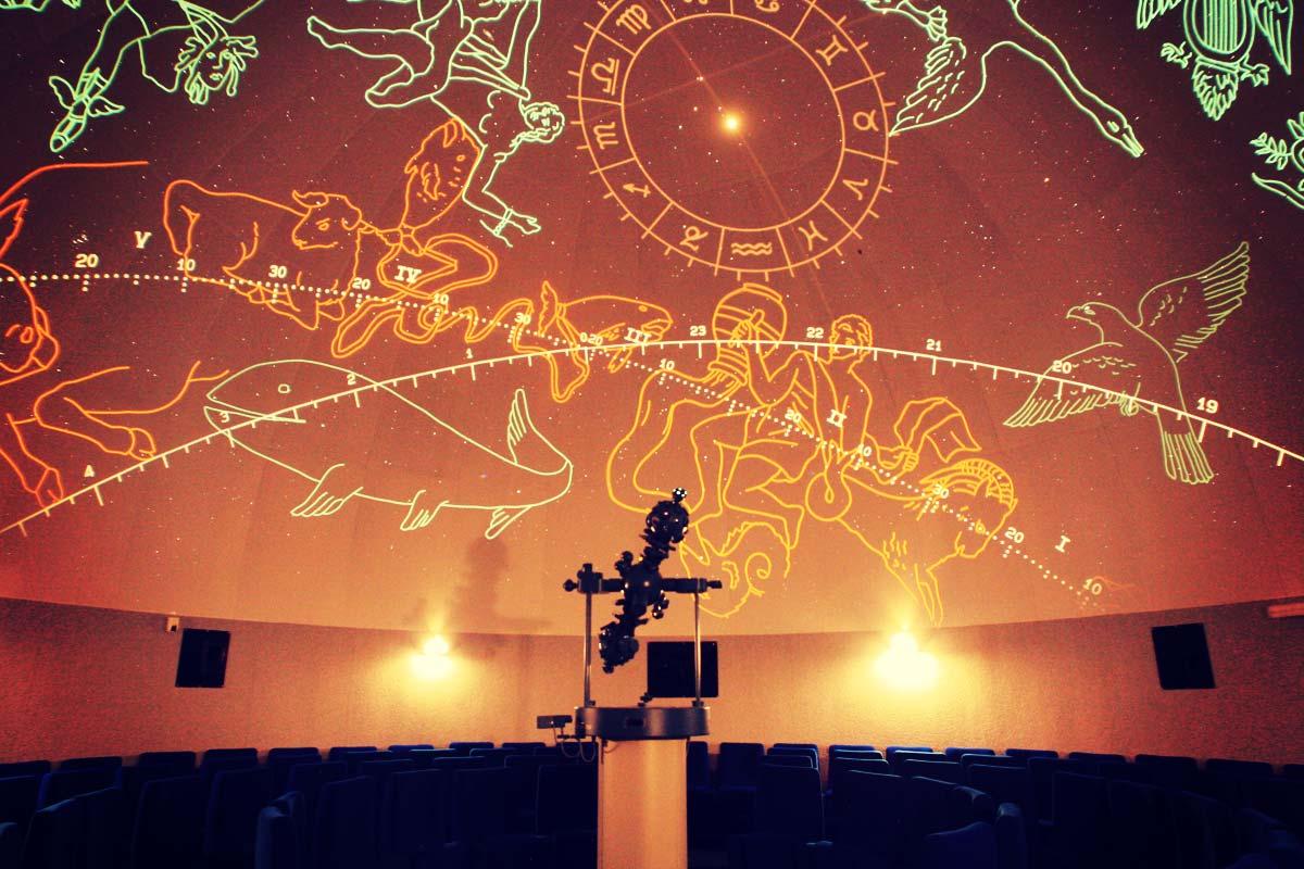 planetarium ludiver - ACTIVITÉS & RESTAURATION - Location de Gite La Clef Decamp - Laclefdecamp.fr