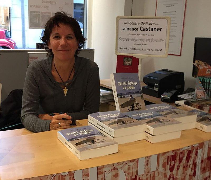 Contact laurence castaner copywriter