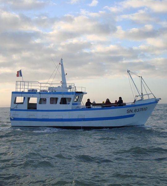 peche en mer normandie - ACTIVITÉS & RESTAURATION - Location de Gite La Clef Decamp - Laclefdecamp.fr