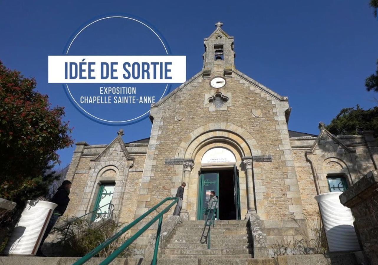 INFOS TOURISTIQUES Chapelle Sainte Anne
