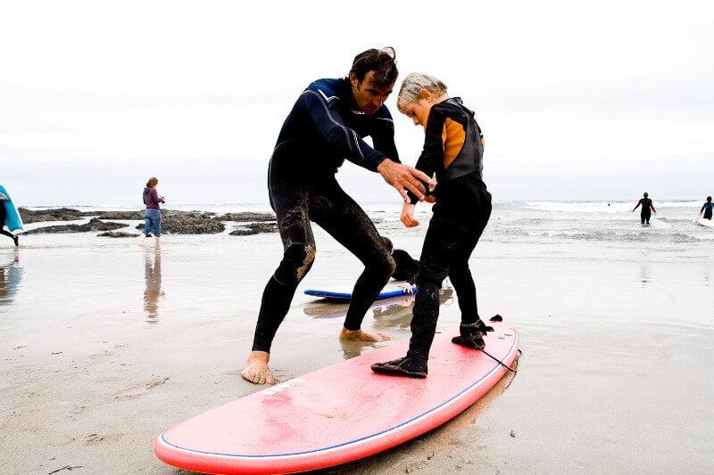 INFOS TOURISTIQUES ECOLE DE SURF AND RESCUE