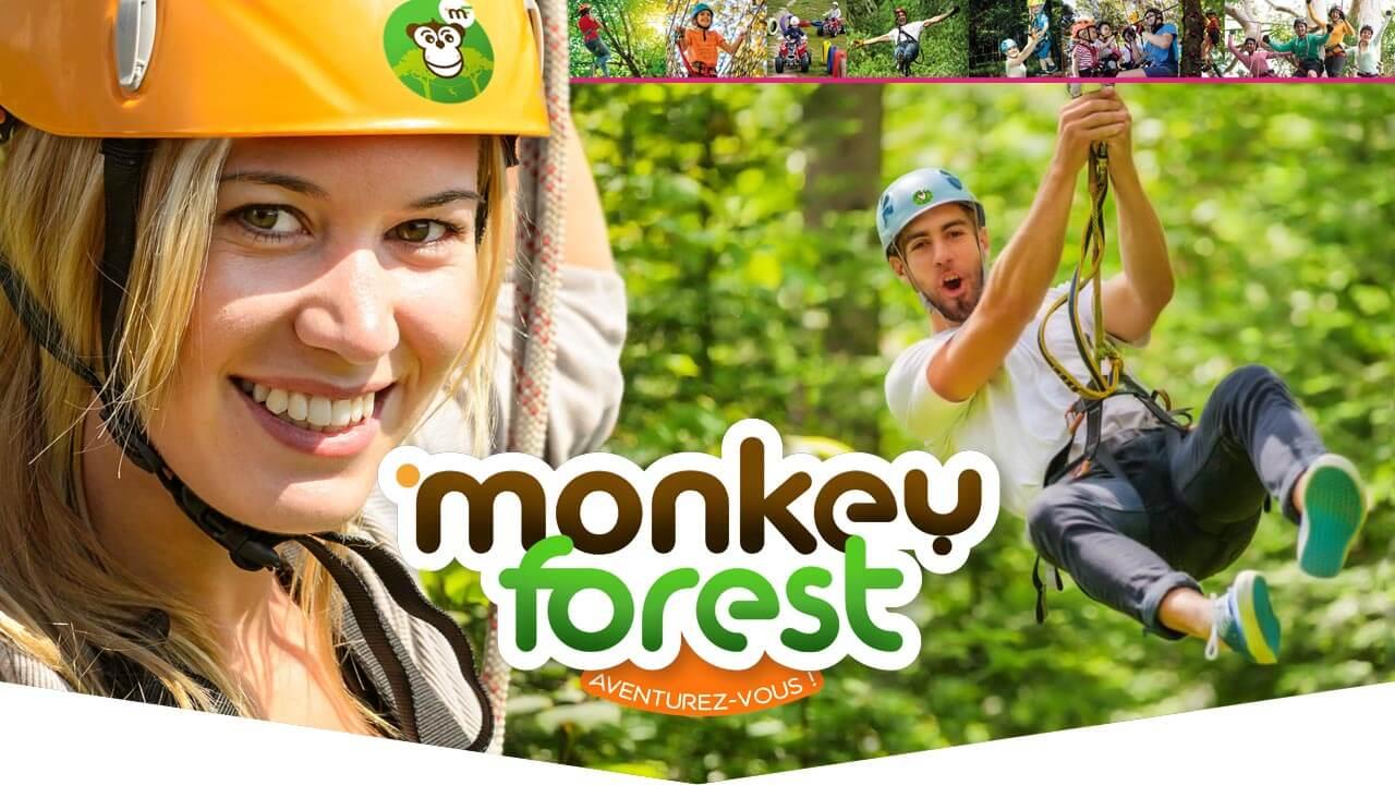 INFOS TOURISTIQUES monkey forest