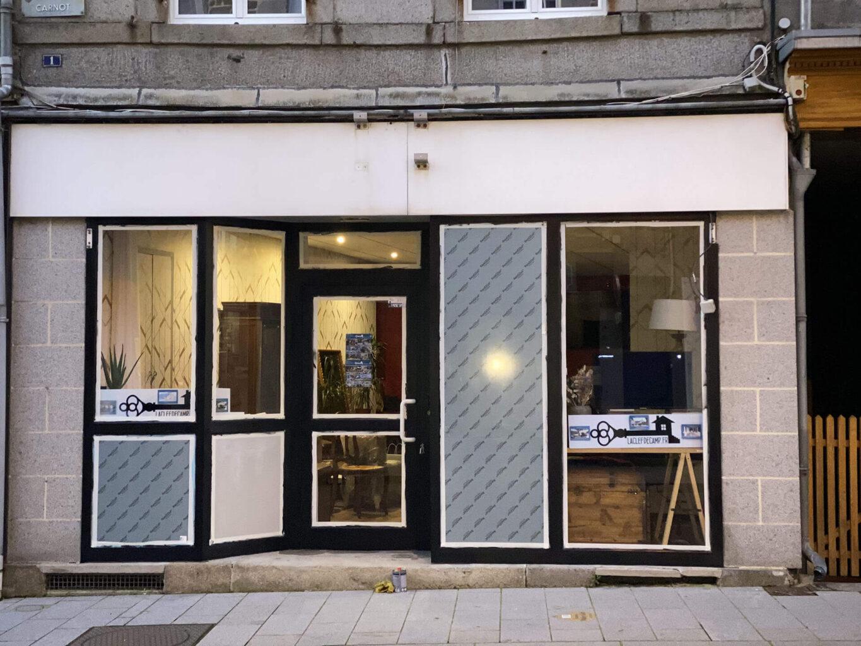 Laclefdecamp bureau gite de luxe5 - La Clef Decamp s'installe dans un bureau au cœur de ses gîtes - Location de Gite La Clef Decamp - Laclefdecamp.fr