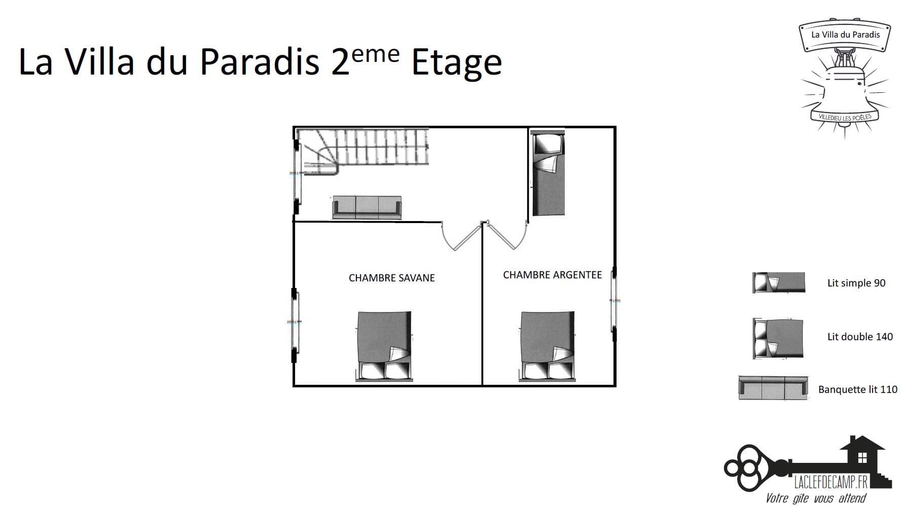 La Villa Du Paradis Villa du paradis 2eme