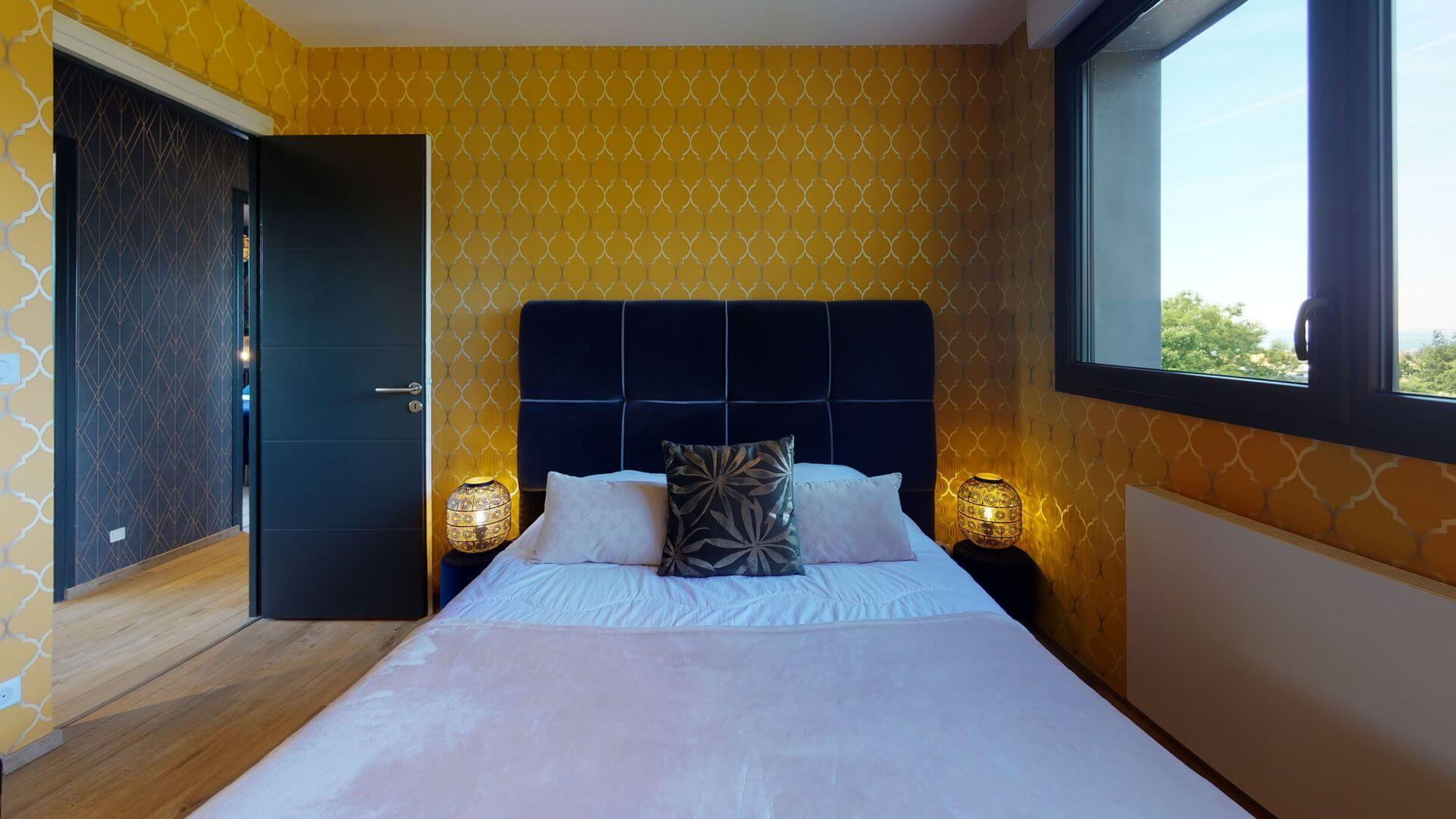 5 CHAMBRES & 2 SDB La Casa dAntoine par LA CLEF DECAMP Bedroom